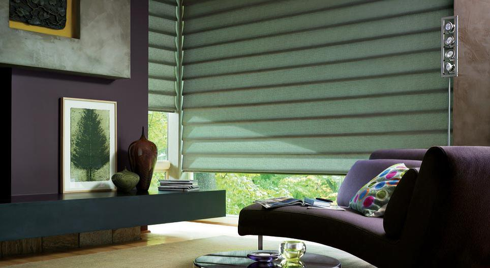 Motorized shades and blinds when home remodeling in for Do it yourself motorized blinds