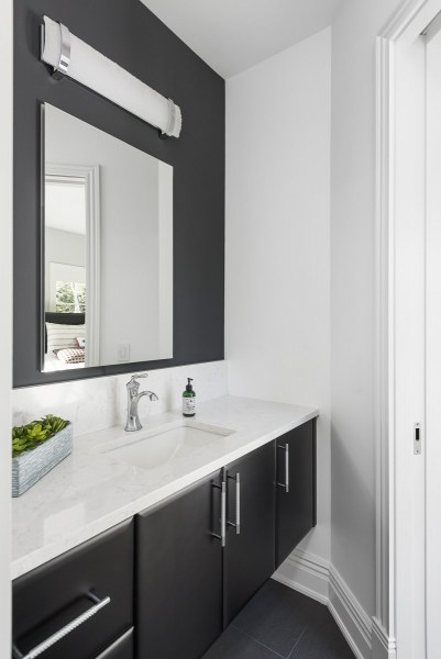 Secondary Bath Vanity