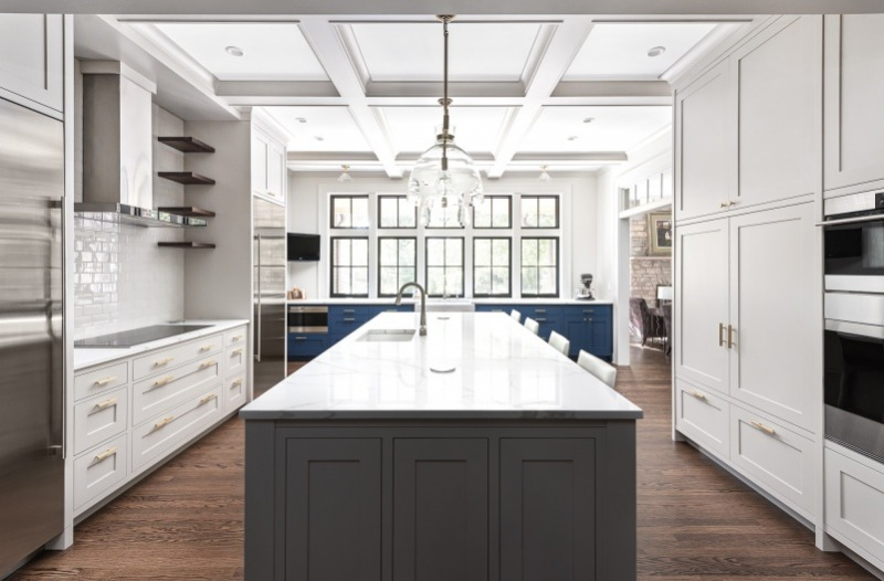 Award Winning Luxury Kitchen  Remodel