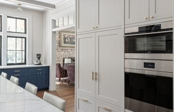 European Cabinetry &  High-End Appliances