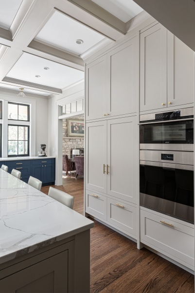 European Cabinetry &  High-End Appliances