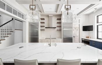 Luxury Kitchen Remodel in Glen Ellyn