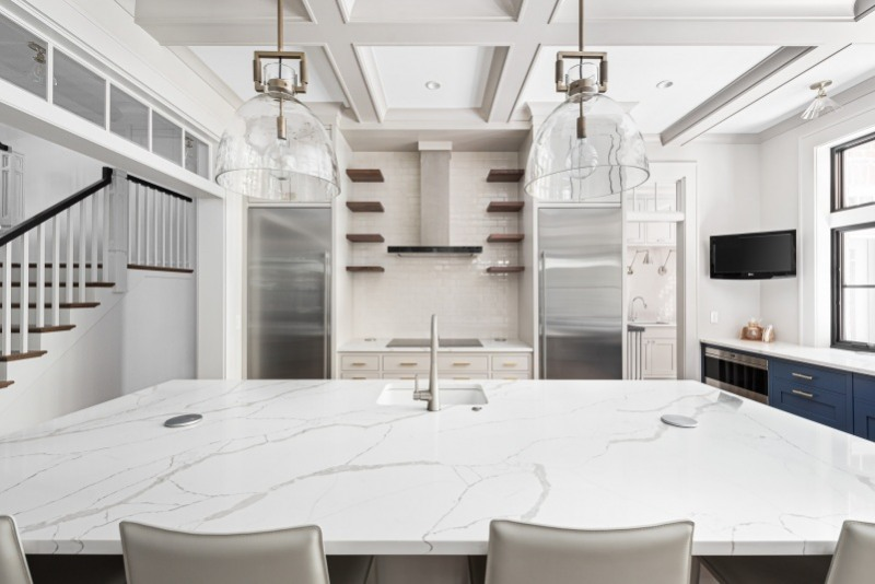 Luxury Kitchen Remodel in Glen Ellyn
