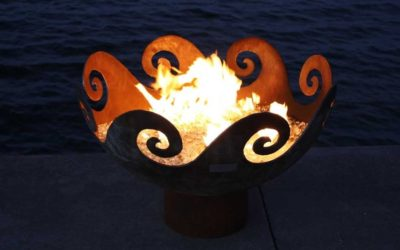 Adding Different Types of Fire Elements to Your Outdoor Living Space