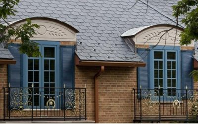 12 Benefits of Synthetic Slate Roofing for Homes in Wayne IL