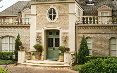 Designing a Custom French Country Home in Barrington, IL