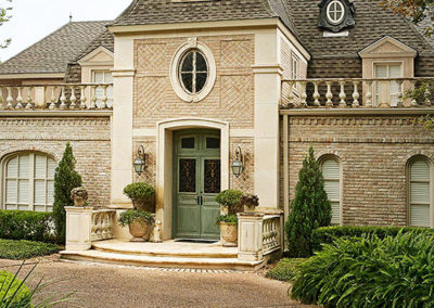 french country home in barrington 4