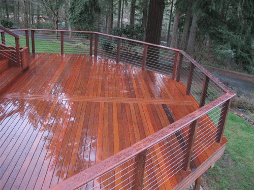 Outdoor Decking Options