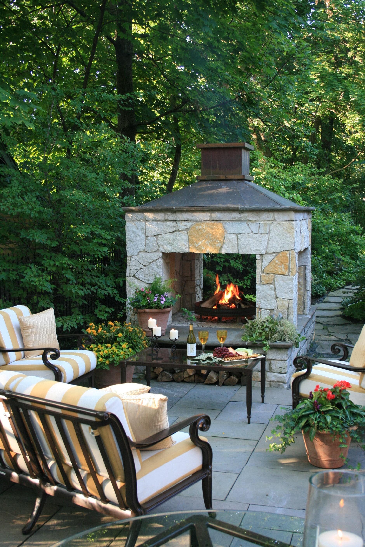 outdoor living in burr ridge