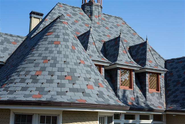 synthetic slate roofing for wayne il