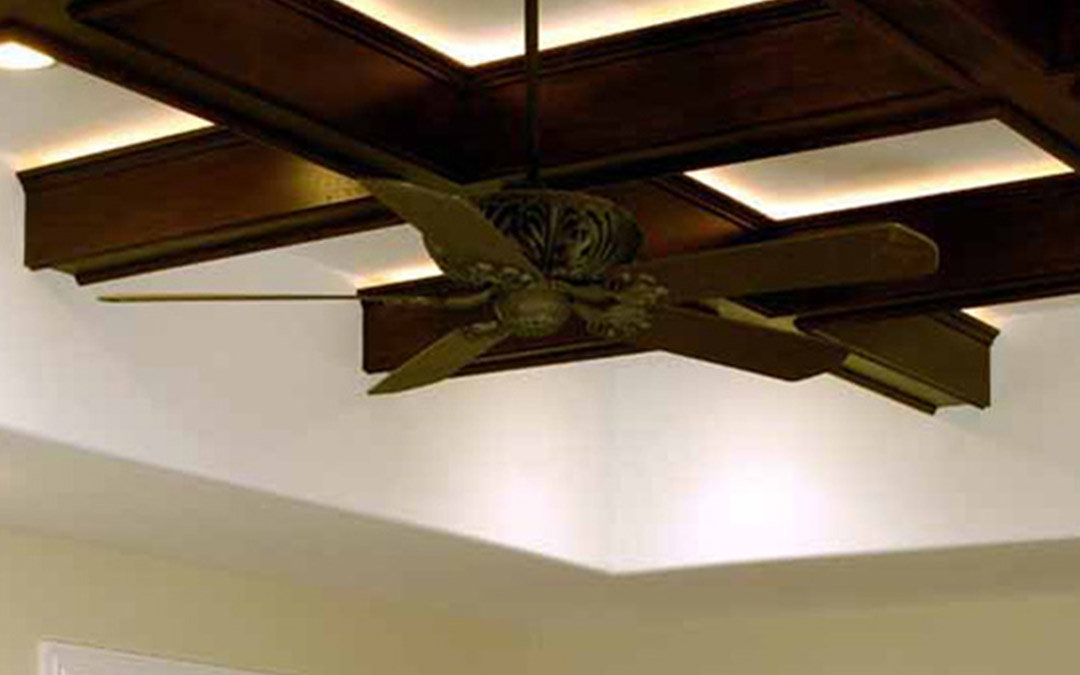 Living Room Ceiling