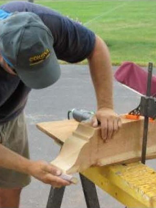 Cutting Exterior Trim
